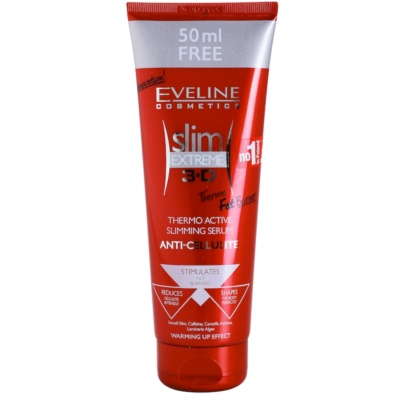 Eveline Cosmetics Slim Extreme thermoaktives Serum zum Abnehmen