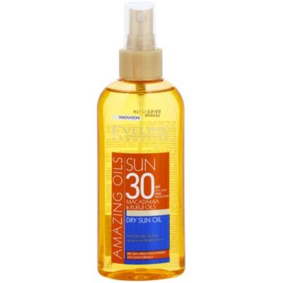 Zonnebrandolie Spray SPF 30