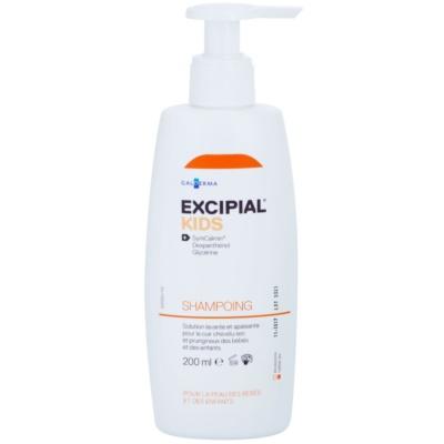 Shampoo für trockene und juckende Haut von Kindern und Neugeborenen