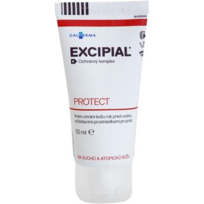 Excipial R Protect crème protectrice mains pour peaux sèches
