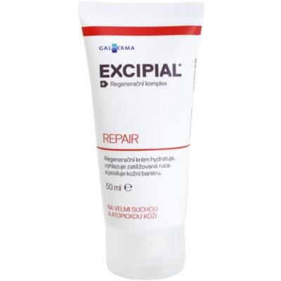 Excipial R Repair regenerierende Creme für die Hände