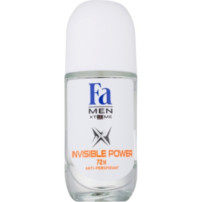 Fa Men Xtreme Invisible Power Antiperspirant Roll-On