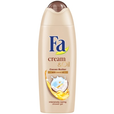 Fa Cream & Oil Shower Cream