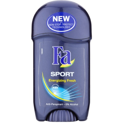 Fa Sport Energizing Fresh Tough Antiperspitant