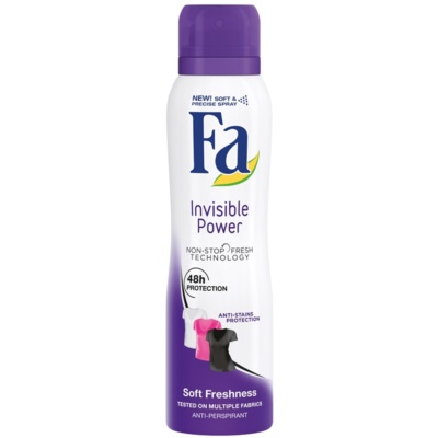 Fa Invisible Power Antiperspirant im Spray