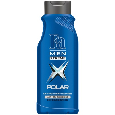 Fa Men Xtreme Polar gel za prhanje za telo in lase