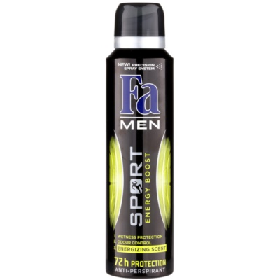Fa Men Sport Energy Boost Antiperspirant In Spray