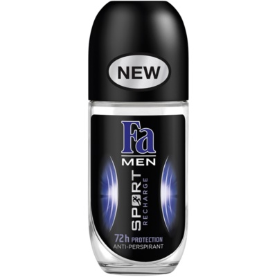 Fa Men Sport Recharge antyperspirant roll-on