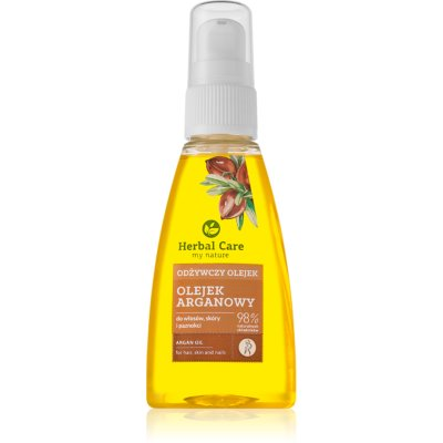 Farmona Herbal Care Argan Oil huile nourrissante corps et cheveux