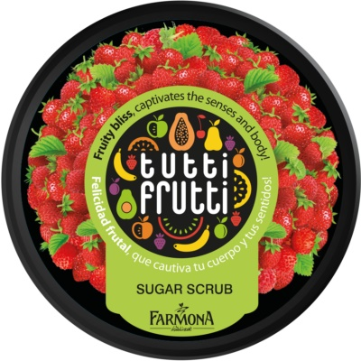 Body Scrub With Sugar