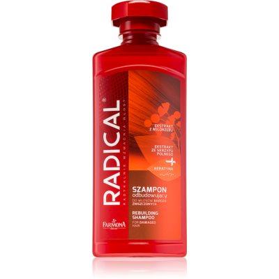 Renewing Shampoo with Keratin for Damaged Hair