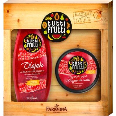 Farmona Tutti Frutti Cherry & Currant coffret I. (para corpo)