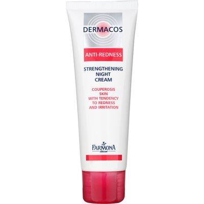 Reinforcing Preventive Night Cream against Broken Capillaries