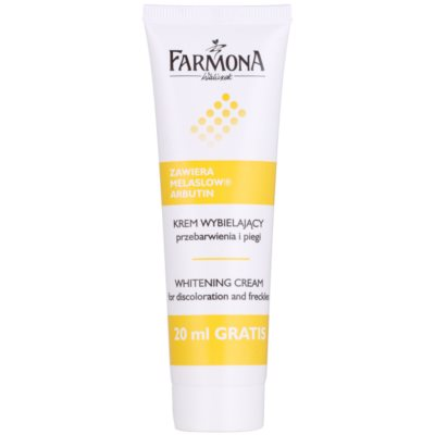 Farmona Discoloration and Freckles crema sbiancante per viso e corpo