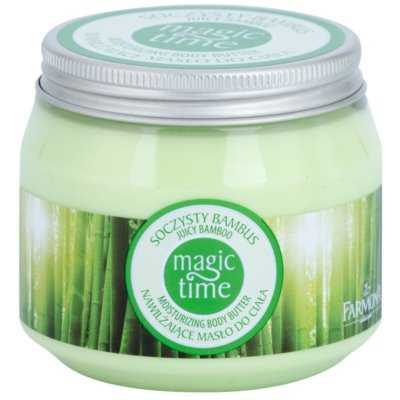 Body Butter With Moisturizing Effect