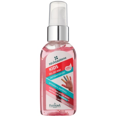 Farmona Nivelazione Antibacterial Hand Gel For Kids