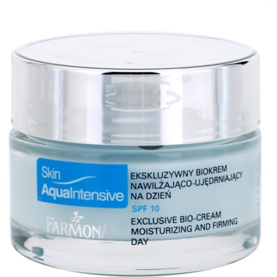 Farmona Skin Aqua Intensive ενυδατική και συσφικτική κρέμα ημέρας SPF 10