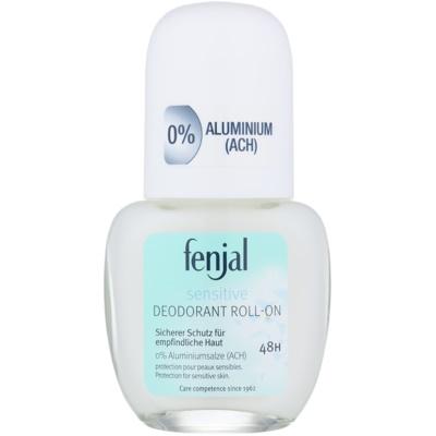dezodorant roll-on pre citlivú pokožku