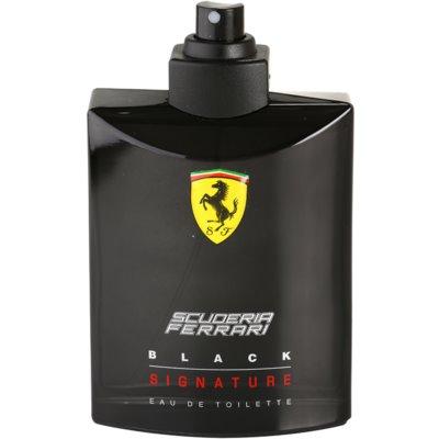 eau de toilette teszter férfiaknak 125 ml