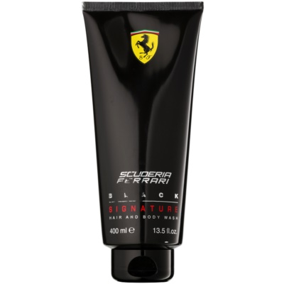 Ferrari Scuderia Ferrari Black Shower Gel for Men