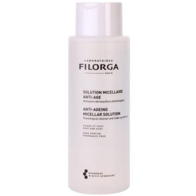 água miceral desmaquilhante anti-idade de pele
