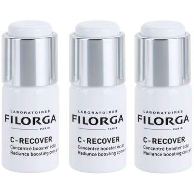 Filorga C-Recover sérum illuminateur pour peaux fatiguées