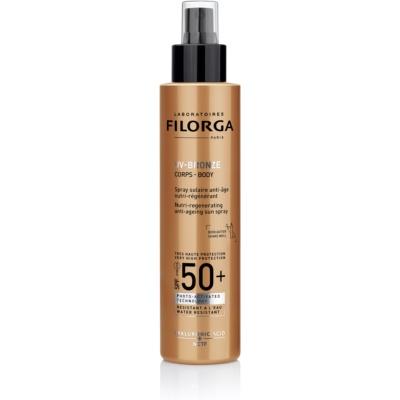 cuidado protetor e restaurador anti envelhecimento da pele SPF 50+