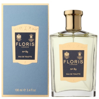 Floris No 89 Eau de Toillete για άνδρες