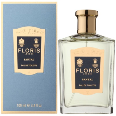 Floris Santal Eau de Toillete για άνδρες