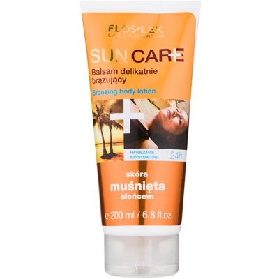 Bronzing Lotion For Body