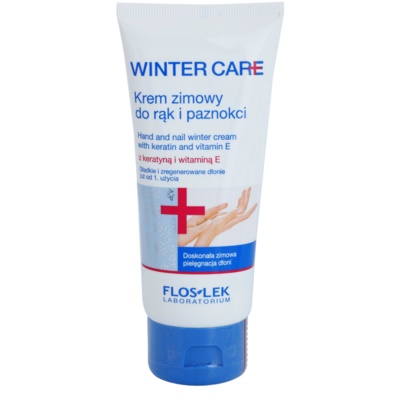 Protective Winter Cream for Hands and Nails
