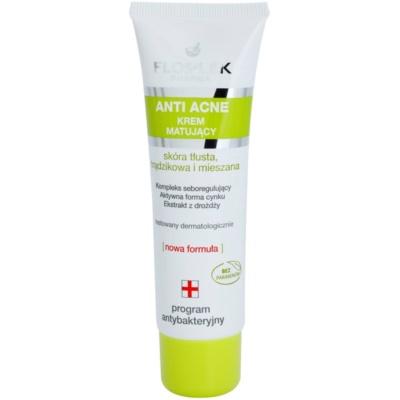 crème matifiante pour peaux à imperfections