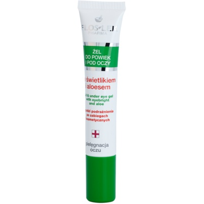 Eye Gel with Eyebright and Aloe Vera