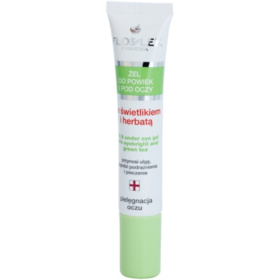 Eye Gel with Eyebright and Green Tea
