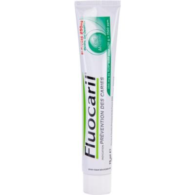 zubní gel s fluoridem