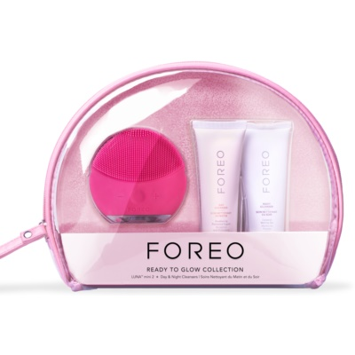 Foreo Gift Set READY TO GLOW Kosmetik-Set  I.