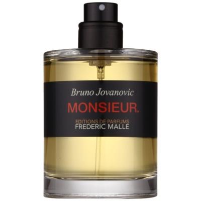 eau de parfum teszter férfiaknak 100 ml