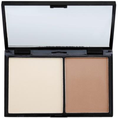 paleta pentru contur facial