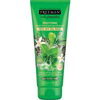 masca gel exfolianta pentru piele normala si mixta