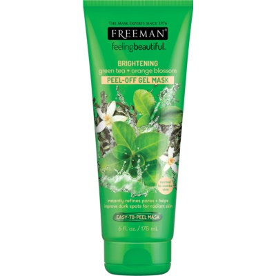 Peel-off Gelgesichtsmaske für normale Haut und Mischhaut