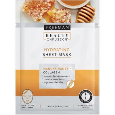 masque en tissu hydratant pour tous types de peau