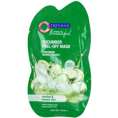Peel-Off Gesichtsmaske für müde Haut