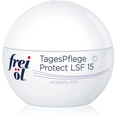 nappali védőkrém a bőröregedés ellen SPF 15