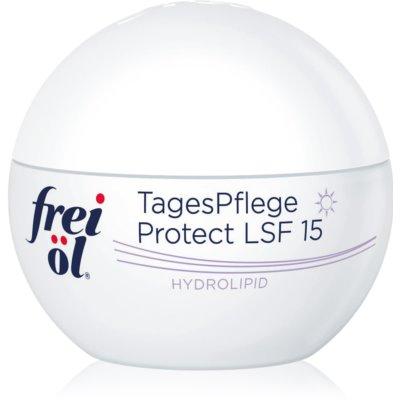 denní ochranný krém proti stárnutí pleti SPF 15