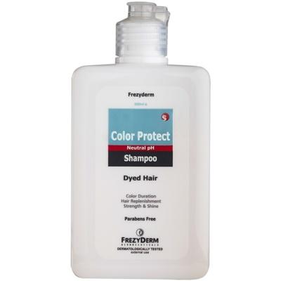 šampon na ochranu barvy