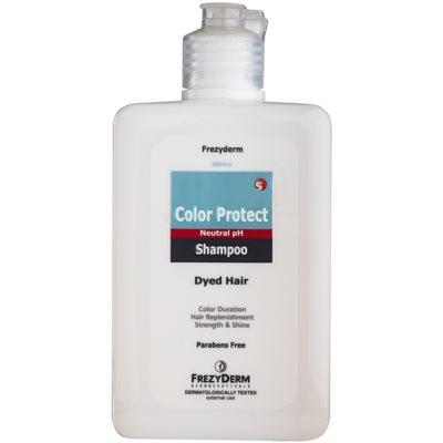 szampon do ochrony koloru