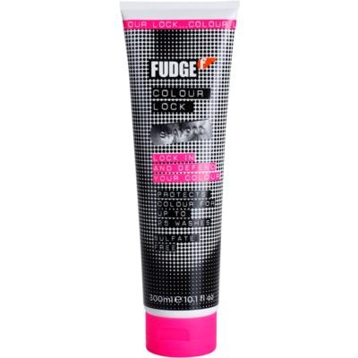 vlažilni šampon za zaščito barve