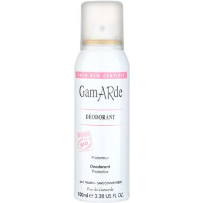 dezodorant v pršilu za občutljivo kožo