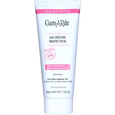 sprchový gél pre ochranu pokožky