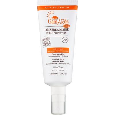 spray de protecție pentru față și corp SPF 10
